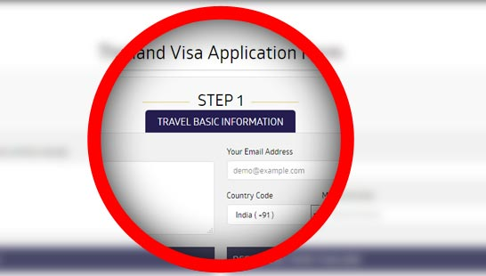 how-to-apply-third-stage Online Thailand Visa Application Form Desh on